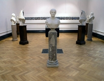 Thinking Path, 2003, mixed media, Russell-Cotes Art Gallery and Museum (2004)