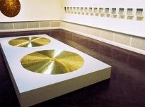 Tanzania, Ghana I & Angola, 1995, mixed media, Brighton Museum and Art Gallery