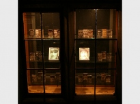 One Minute, 2011, digital prints, perspex & LCD screens, Gallery of Wonder, Newcastle University