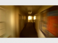 Significant Walks S.07 (detail) 2015. C-type reverse mounted digital print 24 x 43 cms